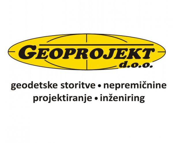 Geoprojekt, geodetske storitve, projektiranje, inženiring, nepremičnine d.o.o.