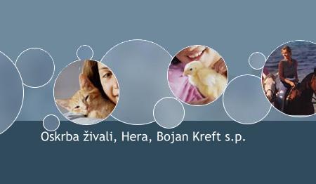 Hera, oskrba živali