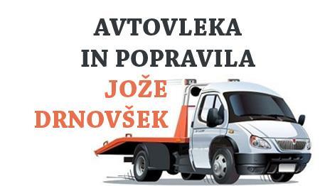 Avtovleka in storitve Drnovšek Jože s.p.