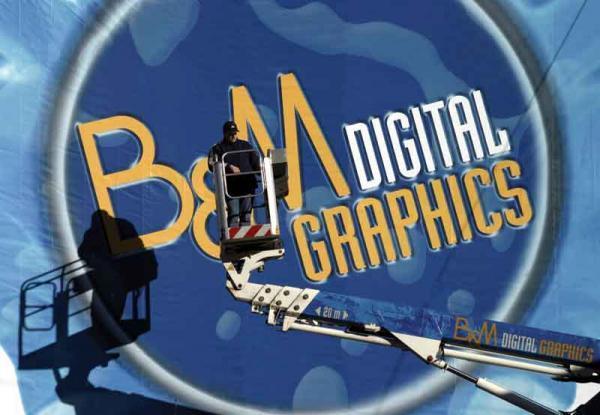 Atelje B&M, priprava za tisk