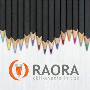 Oblikovanje in tisk Raora