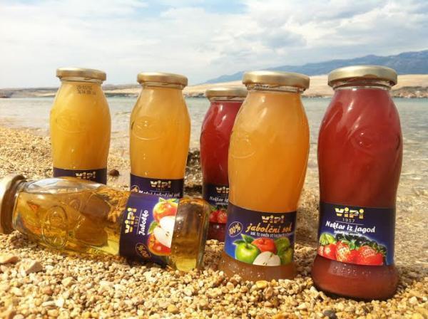 Vipi d.o.o., proizvodnja in prodaja sadnih sokov