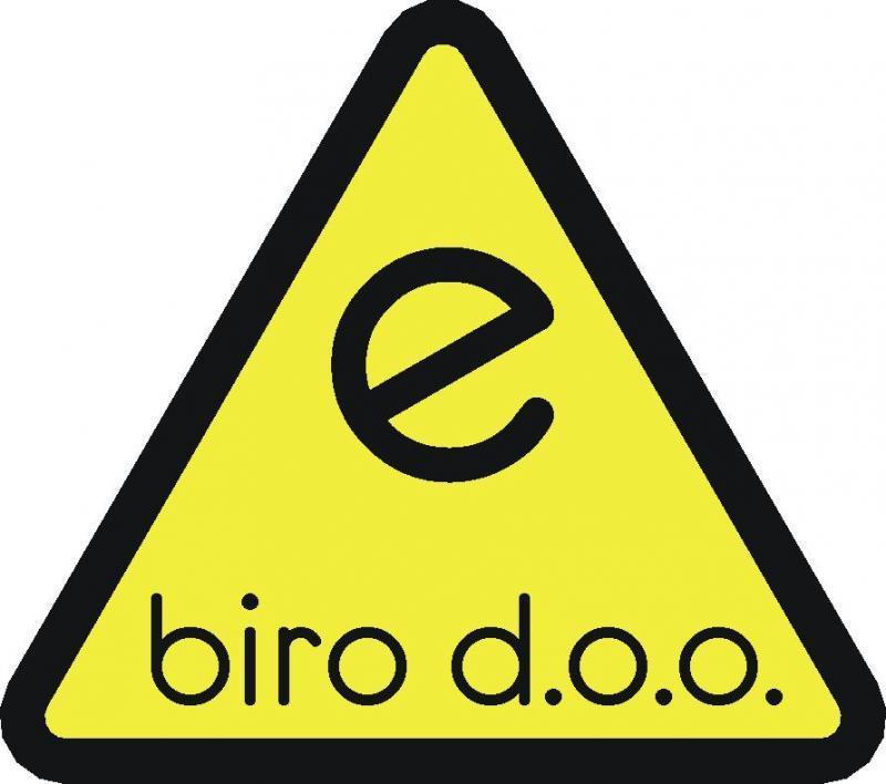 e-Biro, projektiranje elektro instalacij
