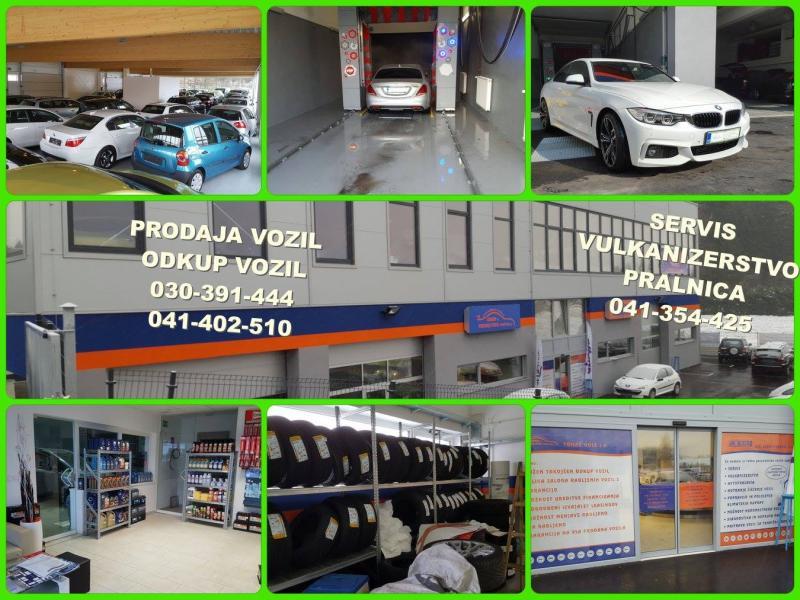 Odkup in prodaja vozil Tomaž Gole s.p.