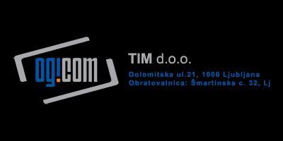 Ogicom Tim, projektno svetovanje montaža in strojegradnje