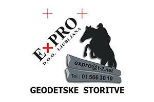 Expro, geodetske storitve