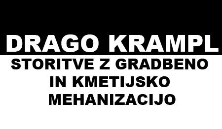 Urejanje okolice Drago Krampl s.p.