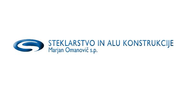 Steklarstvo in ALU konstrukcije Marjan Omanovič s.p.