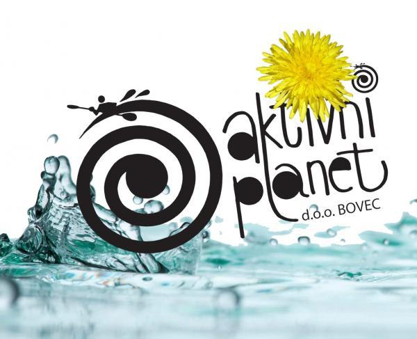 Adrenalin park Bovec - Aktivni Planet