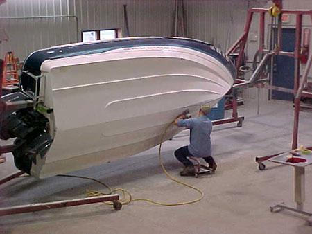 Popravila in vzdrževanje ladij in čolnov, Boštjan Pušnik