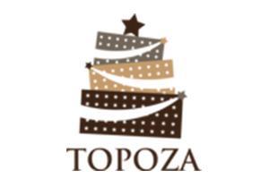 Topoza, torni okraski