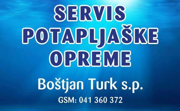Servis potapljaške opreme Boštjan Turk s.p.
