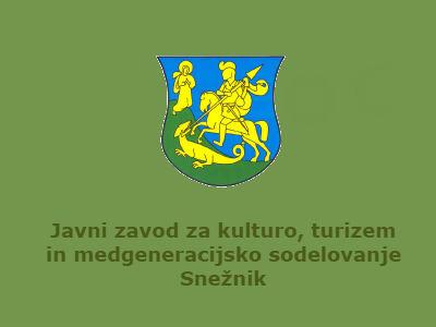 Javni zavod za kulturo, turizem in medgeneracijsko sodelovanje Snežnik