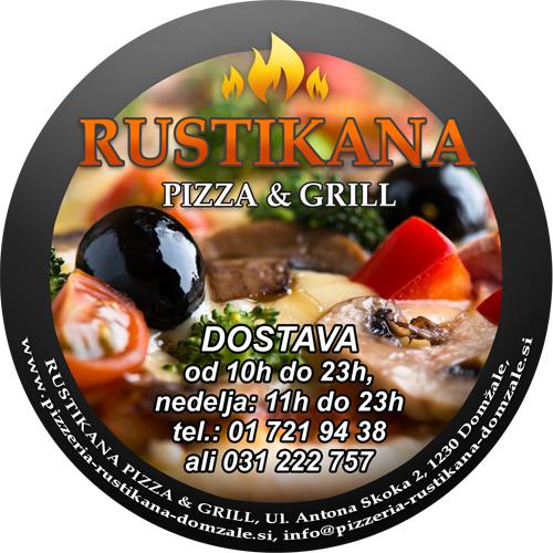 Pizzeria & Grill Rustikana