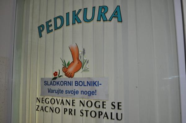 Pedikura z refleksno masažo Marijana Kresnik s.p.