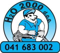 H2O 2000 d.o.o., praznjenje greznic in čiščenje odtokov