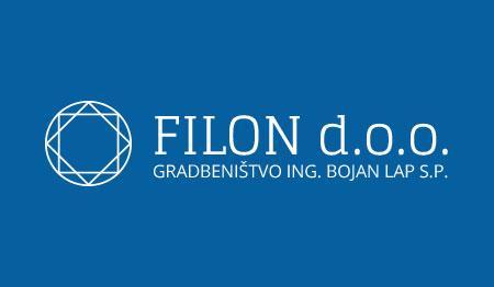 Filon d.o.o., gradnje stanovanj in poslovnih objektov