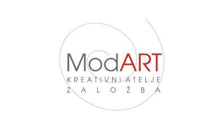 ModART, kreativni atelje, založba