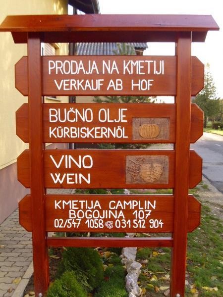 Kmetija Camplin
