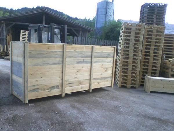 Lestera d.o.o., proizvodnja lesene embalaže iz lesa