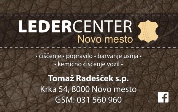 LederCenter Novo Mesto