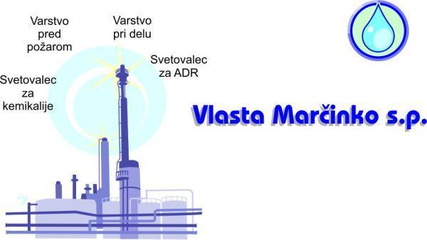 Varstvo pri delu, Vlasta Marčinko s.p.
