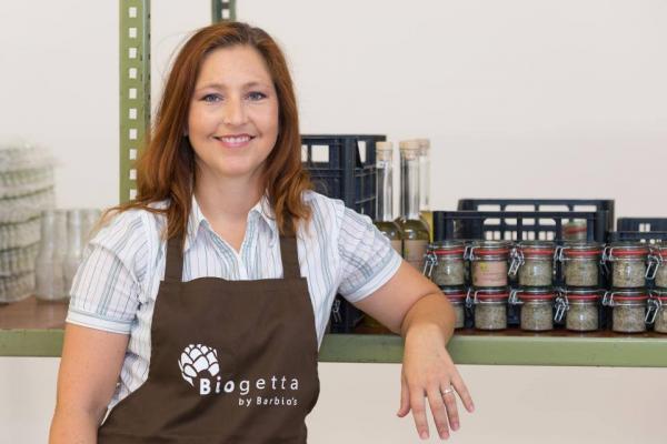 Barbio's, proizvodnja ekoloških živil, Barbara Meža s.p.