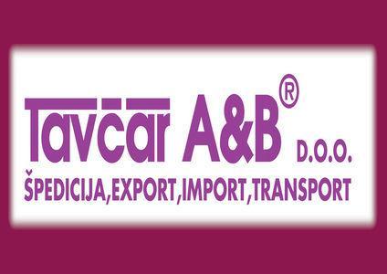 Tavčar A & B d.o.o., špedicija in logistika