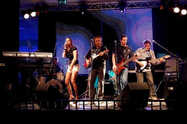 Glasbena skupina Larma