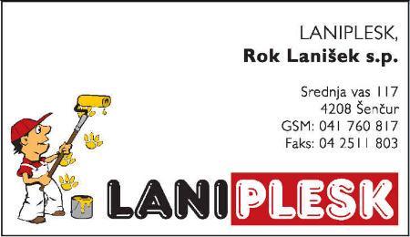 Slikopleskarstvo Laniplesk