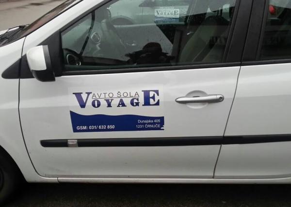 Avtošola Voyage