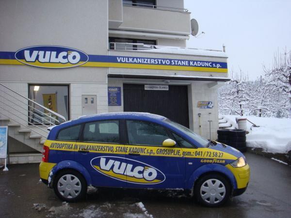 Avto Kadunc, Stane Kadunc s.p.