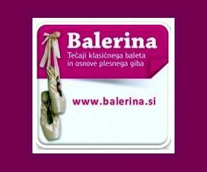 Baletna šola Balerina