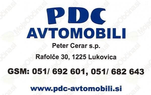 P.D.C. popravilo in prodaja avtomobilov Peter Cerar s.p.