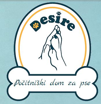 Desire, počitniški dom za pse, Jana Močinić s.p.