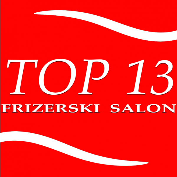 Frizerski salon Top 13, Halida Kekić s.p.