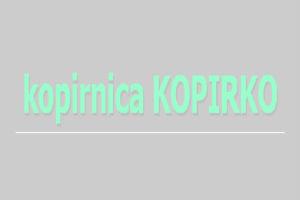 Kopirnica Kopirko, Gregor Kert s.p.