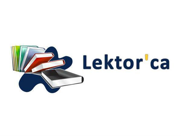 Lektor'ca, lektoriranje, prevajanje in urejanje besedil