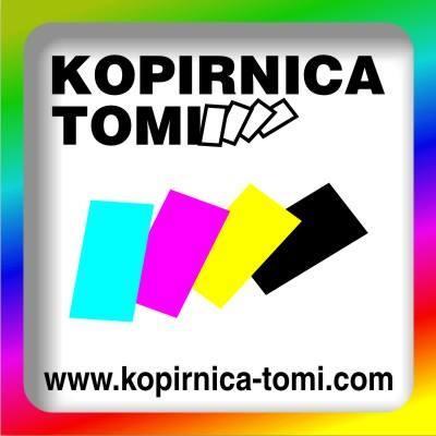 Kopirnica Tomi