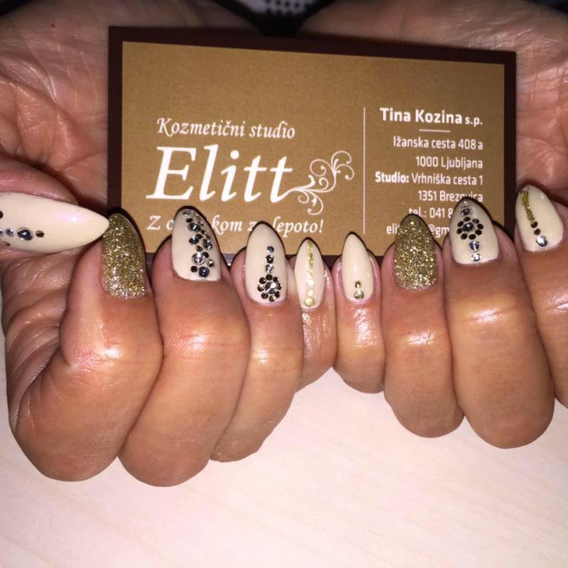 Kozmetični studio Elitt, Tina Kozina s.p.
