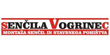 Senčila Vogrinec, montaža senčil in stavbnega pohištva