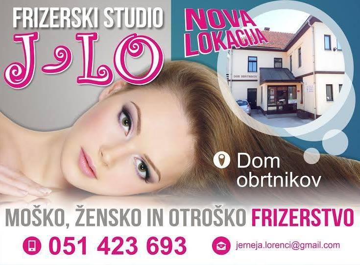 Frizerski studio J-Lo, Jerneja Lorenci s.p.