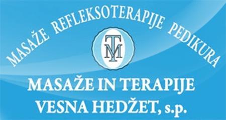 Masaže in terapije Vesna Hedžet s.p.