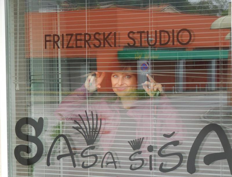 Frizerski studio Sašašiša, Saša Hočevar s.p.