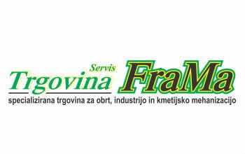 Trgovina FraMa d.o.o., obrt, industrija in kmetijska mehanizacija
