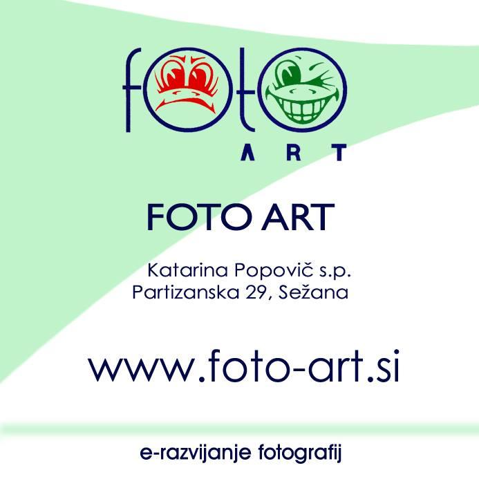 Foto Art, fotografstvo in grafično oblikovanje, Katarina Popovič s.p.