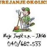 Urejanje okolice Jago, Nejc Jagič