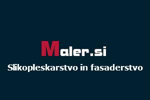 Slikopleskarstvo in fasaderstvo Maler d.o.o.