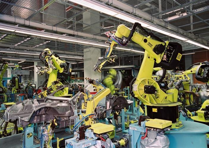 KH elektro, montaža industrijskih strojev in naprav