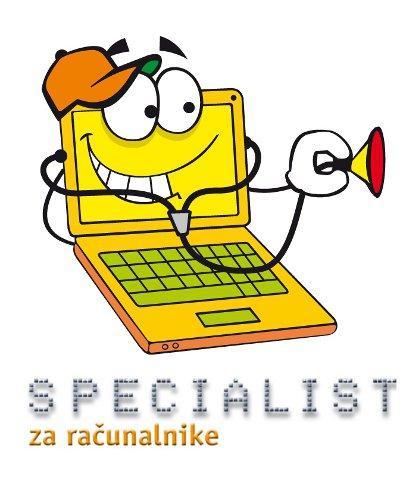 Specialist za računalnike, Dominik Šoštar s.p.